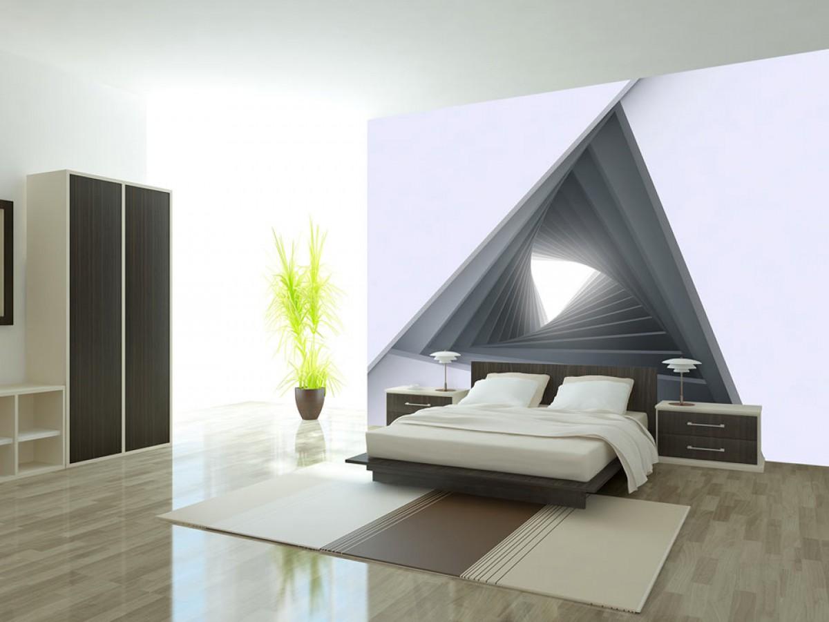 3D tapeta Okno do budoucnosti II.
