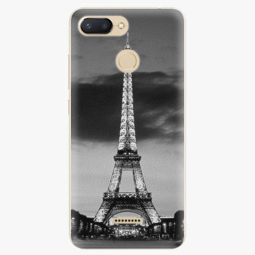 Silikonové pouzdro iSaprio - Midnight in Paris - Xiaomi Redmi 6