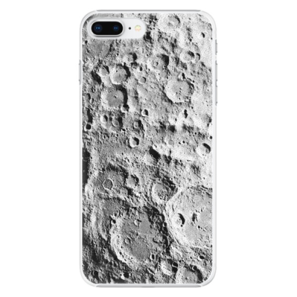 Plastové pouzdro iSaprio - Moon Surface - iPhone 8 Plus
