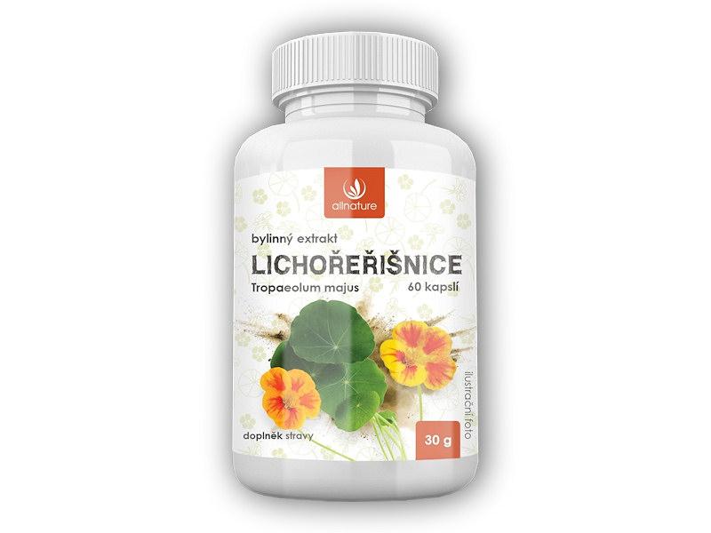 Lichořeřišnice bylinný extrakt 60 kapslí