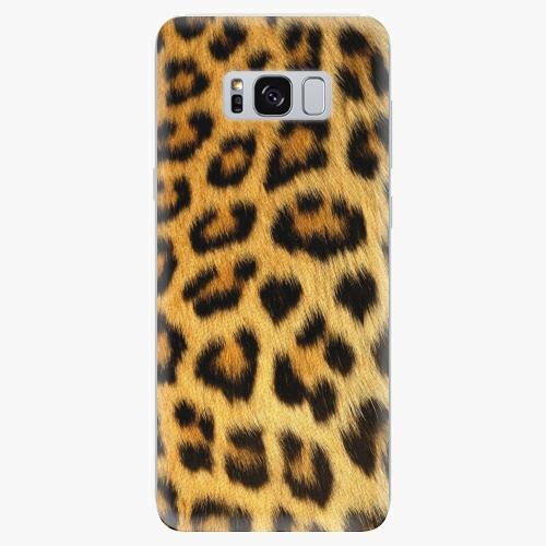 Silikonové pouzdro iSaprio - Jaguar Skin - Samsung Galaxy S8