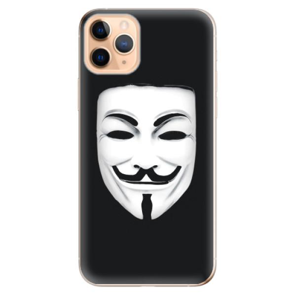 Odolné silikonové pouzdro iSaprio - Vendeta - iPhone 11 Pro Max