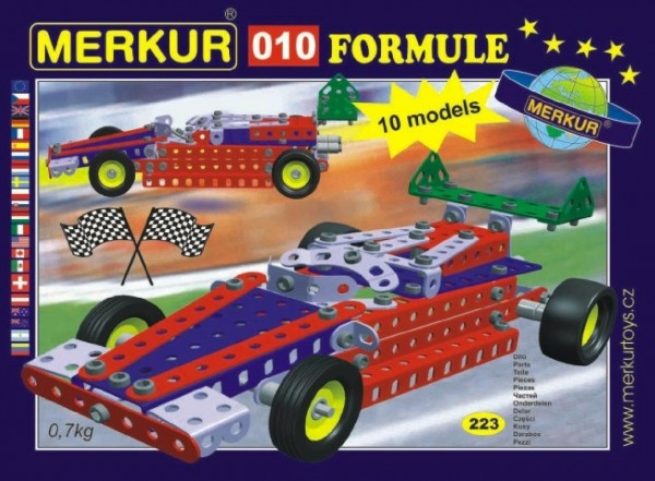 stavebnice-merkur-010-formule-10-modelu-223ks-v-krabici-26x18x5cm