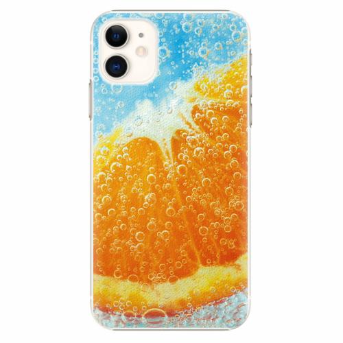Plastový kryt iSaprio - Orange Water - iPhone 11