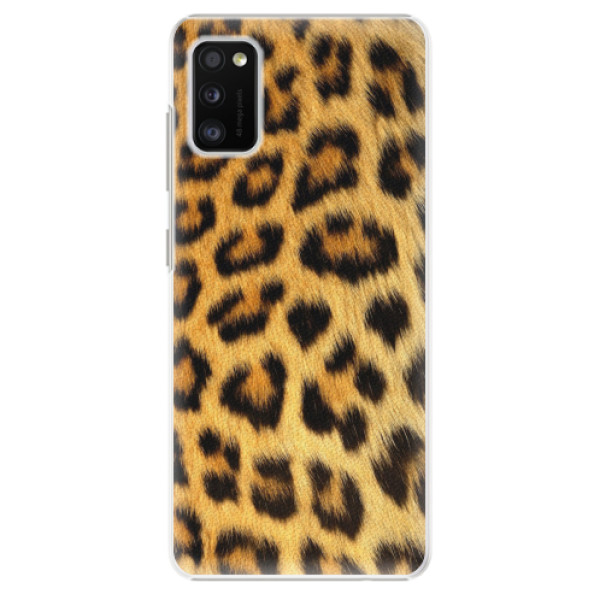 Plastové pouzdro iSaprio - Jaguar Skin - Samsung Galaxy A41