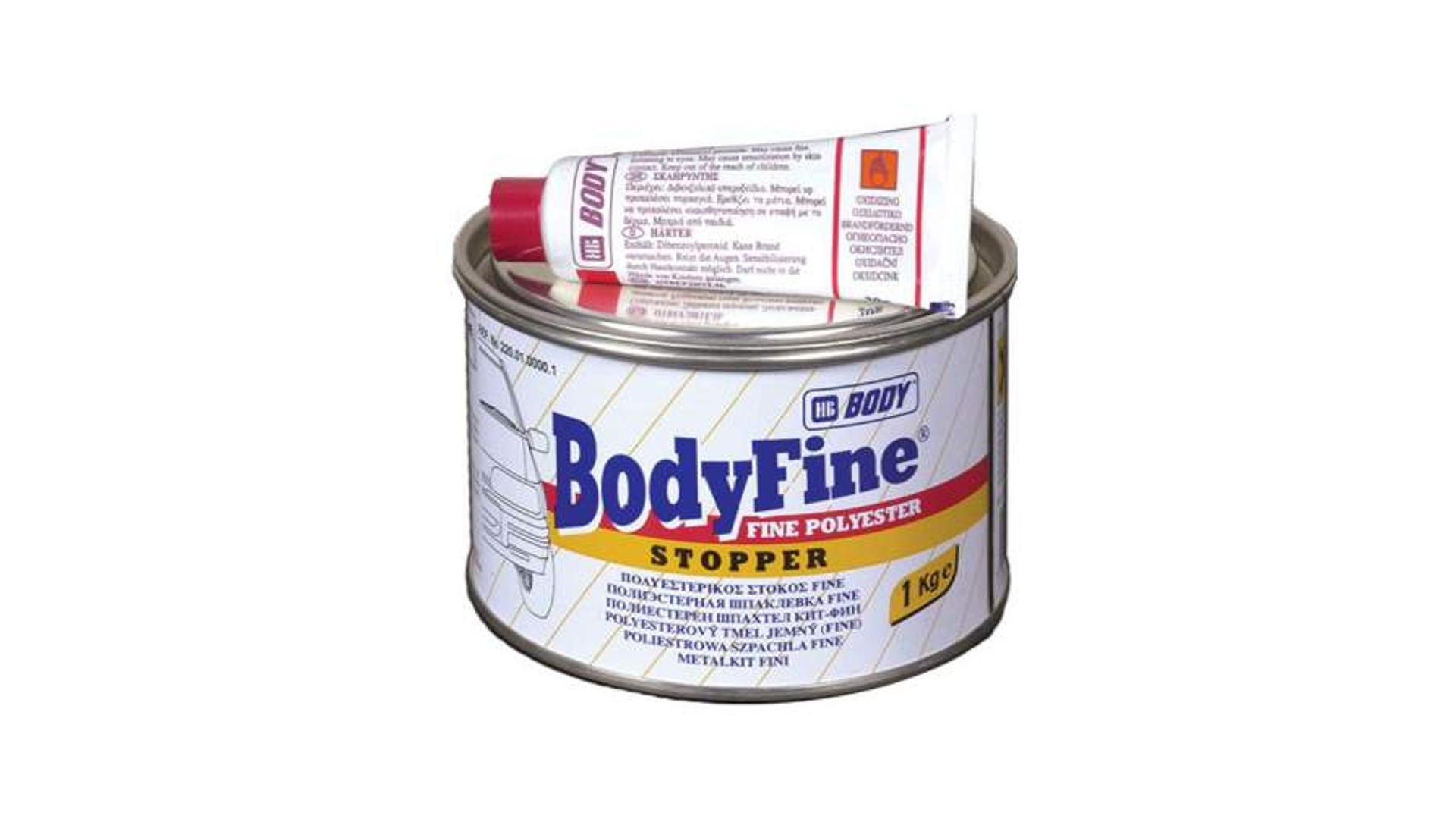 HB BODY FINN F220 - tmel jemný 1kg