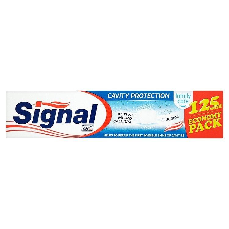 Family Care Cavity protection zubní pasta 125 ml