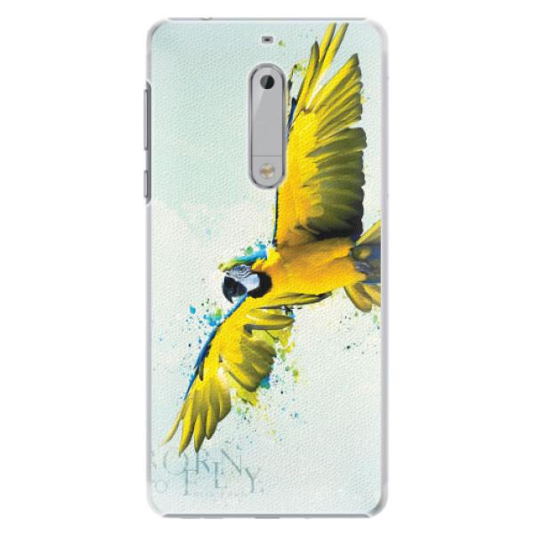 Plastové pouzdro iSaprio - Born to Fly - Nokia 5