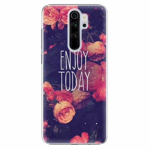 Plastový kryt iSaprio - Enjoy Today - Xiaomi Redmi Note 8 Pro