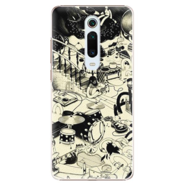 Plastové pouzdro iSaprio - Underground - Xiaomi Mi 9T Pro