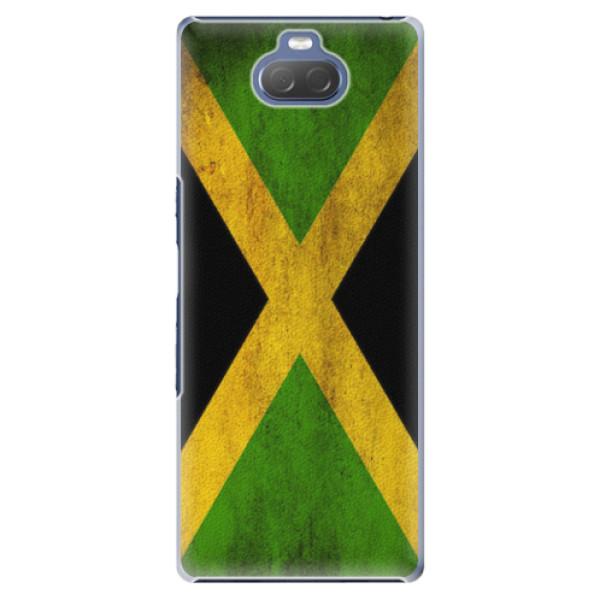 Plastové pouzdro iSaprio - Flag of Jamaica - Sony Xperia 10 Plus