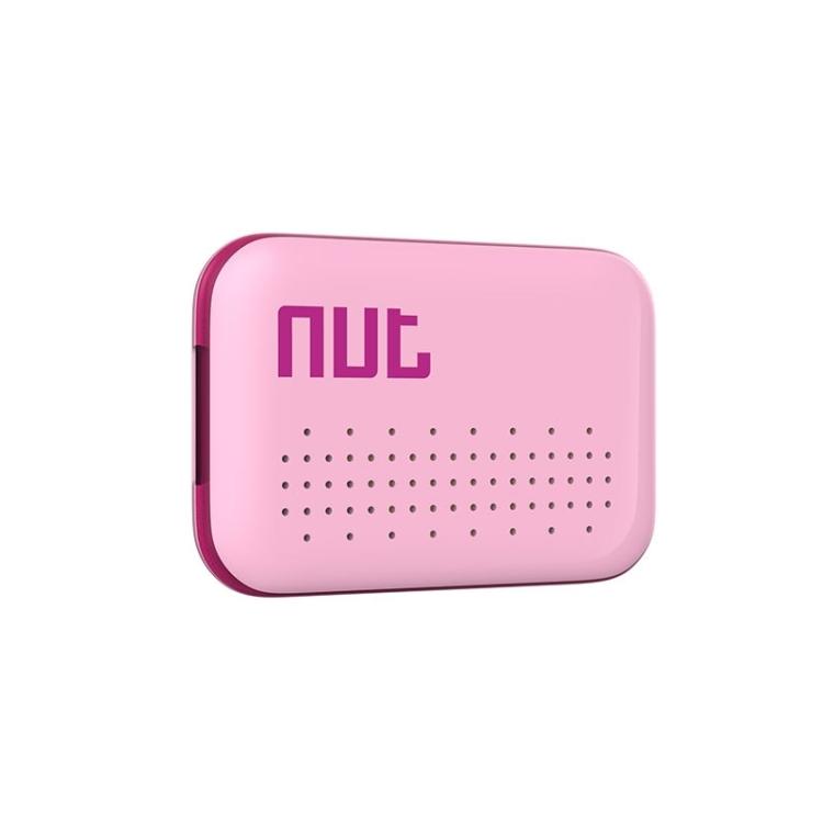 Vyhledávací Bluetooth klíčenka NUT Mini - růžová