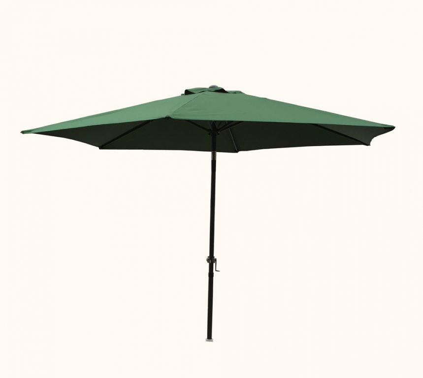 slunecnik-300-cm-zelena-naklapeci