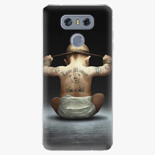 Plastový kryt iSaprio - Crazy Baby - LG G6 (H870)