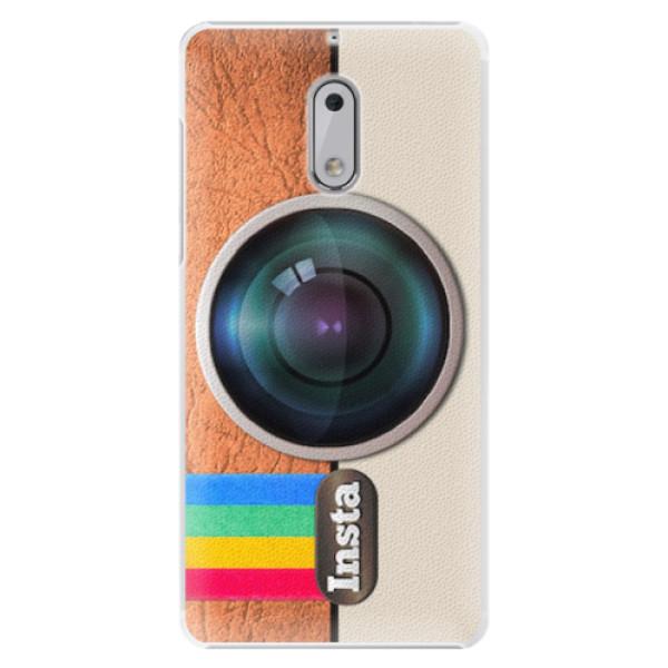Plastové pouzdro iSaprio - Insta - Nokia 6