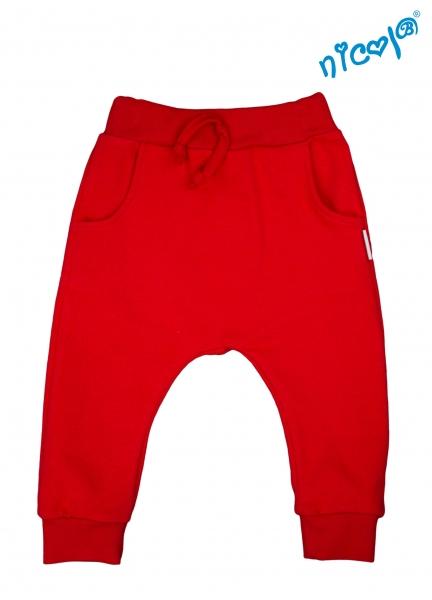 detske-bavlnene-teplaky-nicol-sailor-cervene-vel-116-116