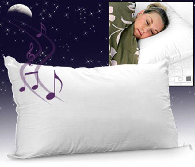 Hudební polštář - velký