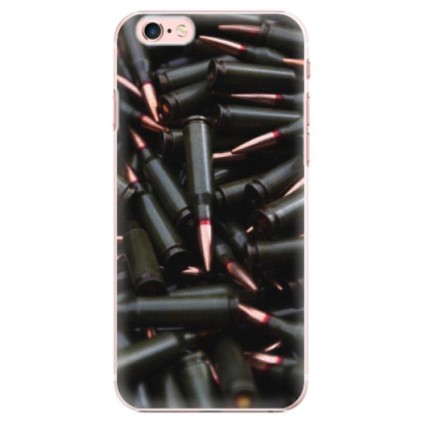 Plastové pouzdro iSaprio - Black Bullet - iPhone 6 Plus/6S Plus