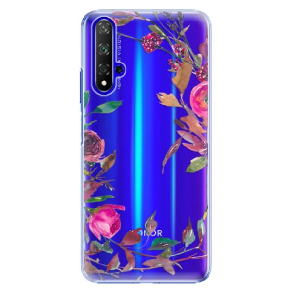 Plastové pouzdro iSaprio - Herbs 01 - Huawei Honor 20