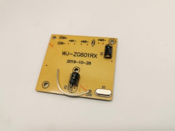 ESC/PCB - hlavní elektronika na Miracle