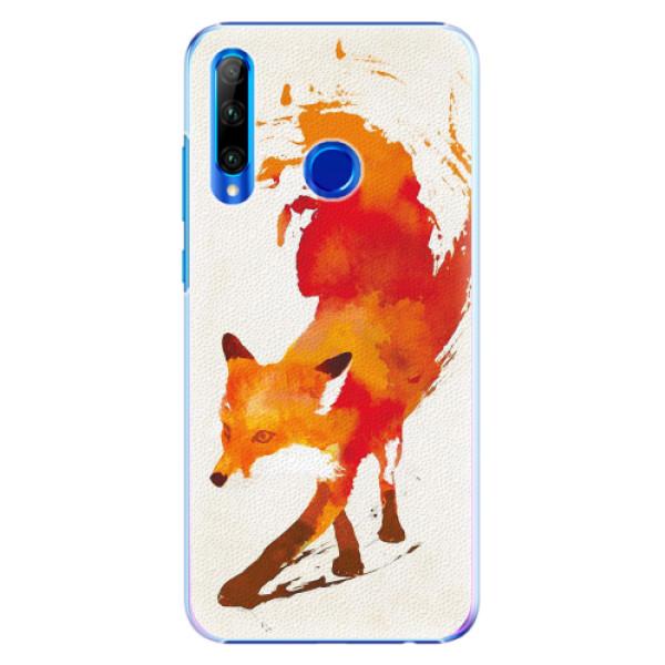 Plastové pouzdro iSaprio - Fast Fox - Huawei Honor 20 Lite