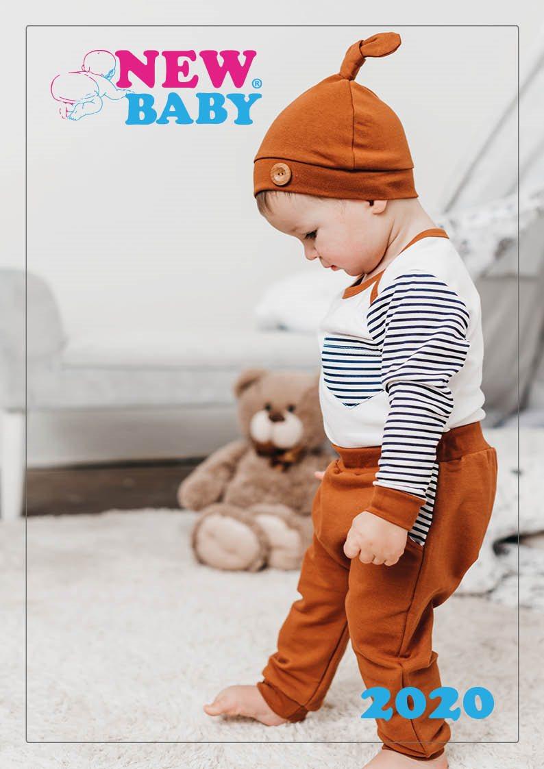 Propagační materiály New Baby – katalog 2020 balení 25 ks - dle obrázku