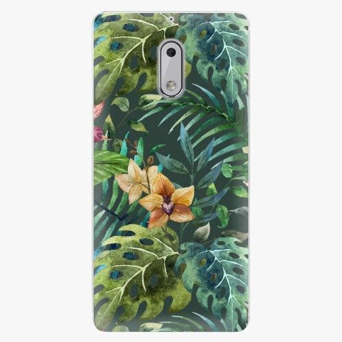 Plastový kryt iSaprio - Tropical Green 02 - Nokia 6