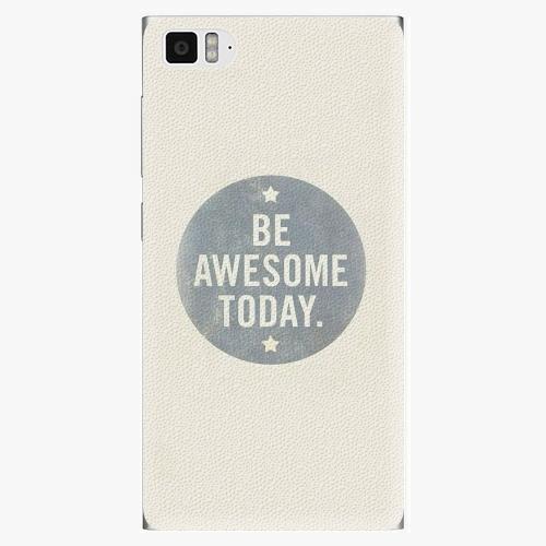 Plastový kryt iSaprio - Awesome 02 - Xiaomi Mi3