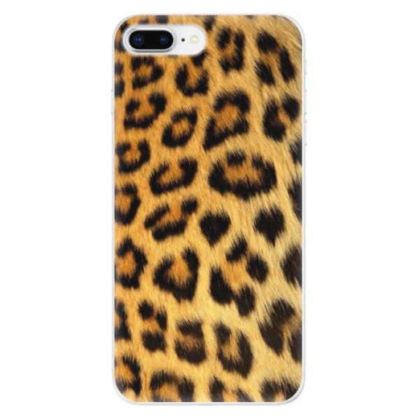 Odolné silikonové pouzdro iSaprio - Jaguar Skin - iPhone 8 Plus
