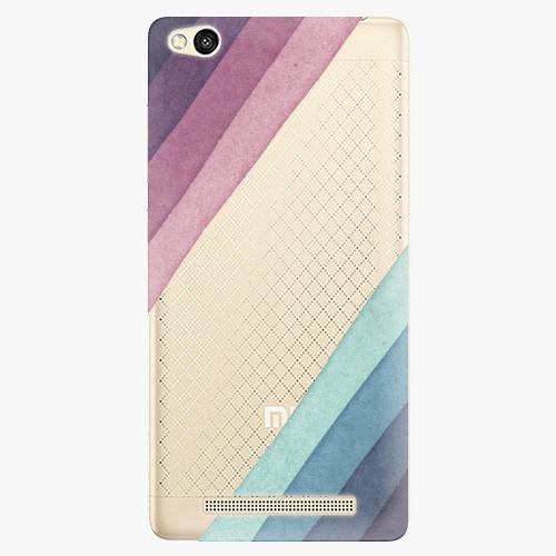 Plastový kryt iSaprio - Glitter Stripes 01 - Xiaomi Redmi 3