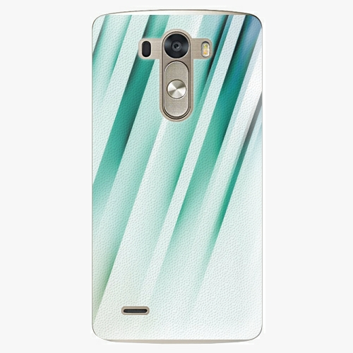Plastový kryt iSaprio - Stripes of Glass - LG G3 (D855)