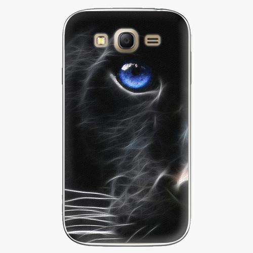 Plastový kryt iSaprio - Black Puma - Samsung Galaxy Grand Neo Plus