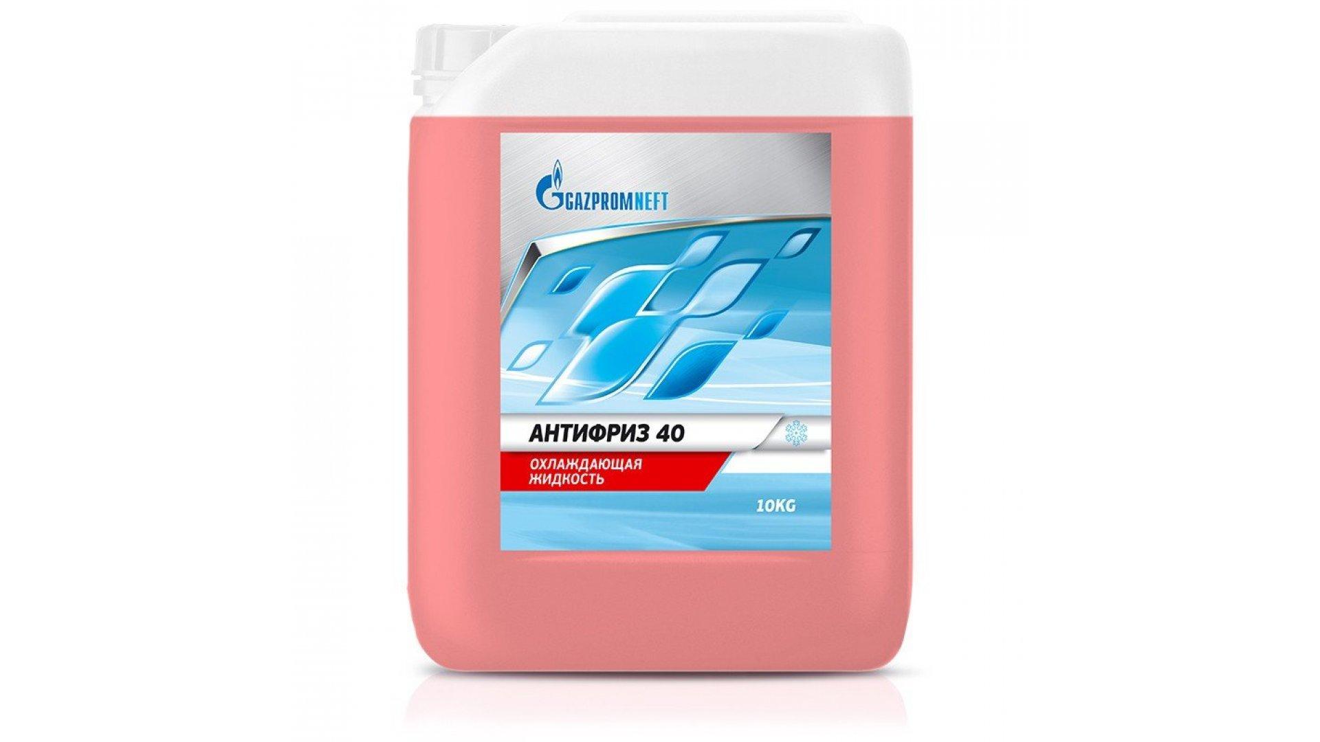 GAZPROM Antifreeze 40 10L