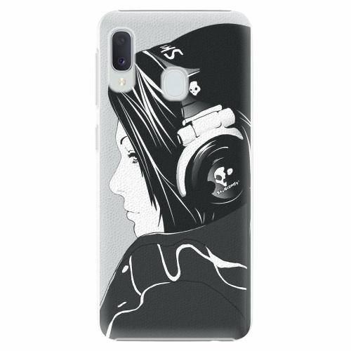 Plastový kryt iSaprio - Headphones - Samsung Galaxy A20e