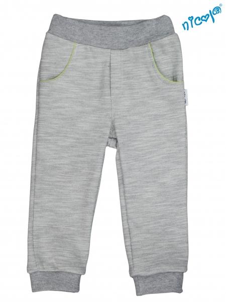 detske-bavlnene-teplaky-kalhoty-nicol-boy-sede-vel-98-98-24-36m