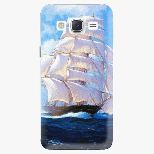 Plastový kryt iSaprio - Sailing Boat - Samsung Galaxy J5