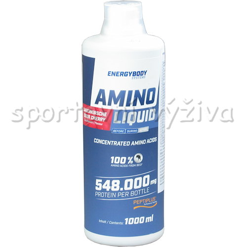 Amino Liquid 1000ml-cherry