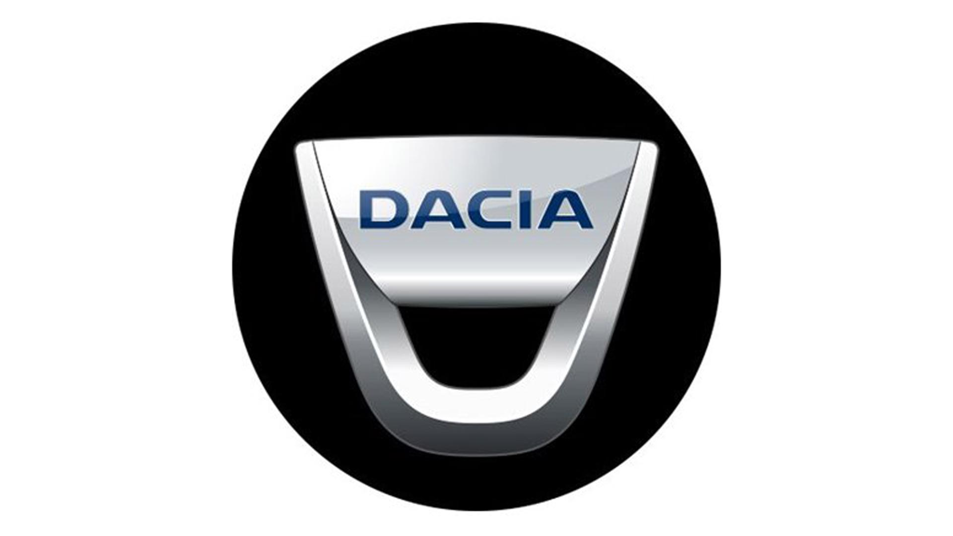 4CARS 3D CAR LOGO DACIA
