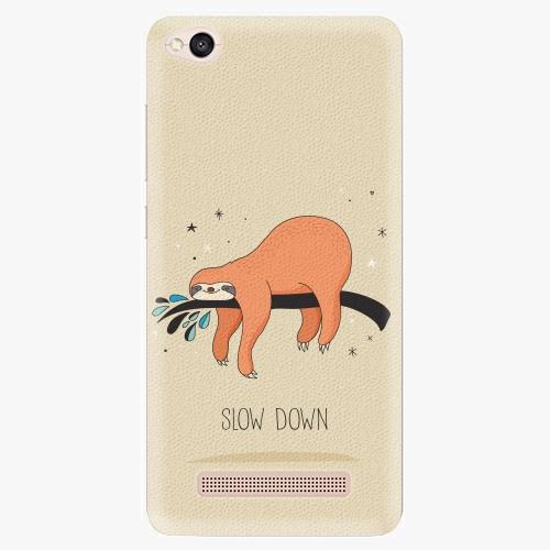 Plastový kryt iSaprio - Slow Down - Xiaomi Redmi 4A