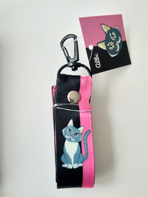 Šňůrka - Kočka