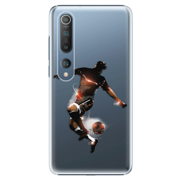 Plastové pouzdro iSaprio - Fotball 01 - Xiaomi Mi 10 / Mi 10 Pro