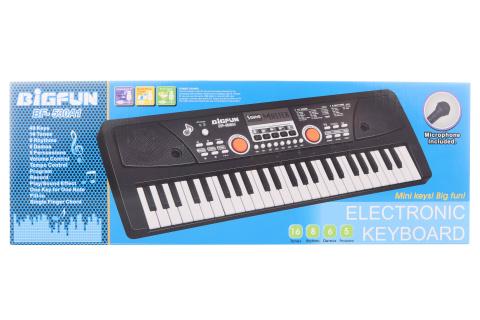 Piáno elektronické 49 kláves