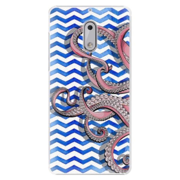 Plastové pouzdro iSaprio - Octopus - Nokia 6