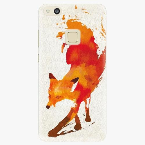 Plastový kryt iSaprio - Fast Fox - Huawei P10 Lite
