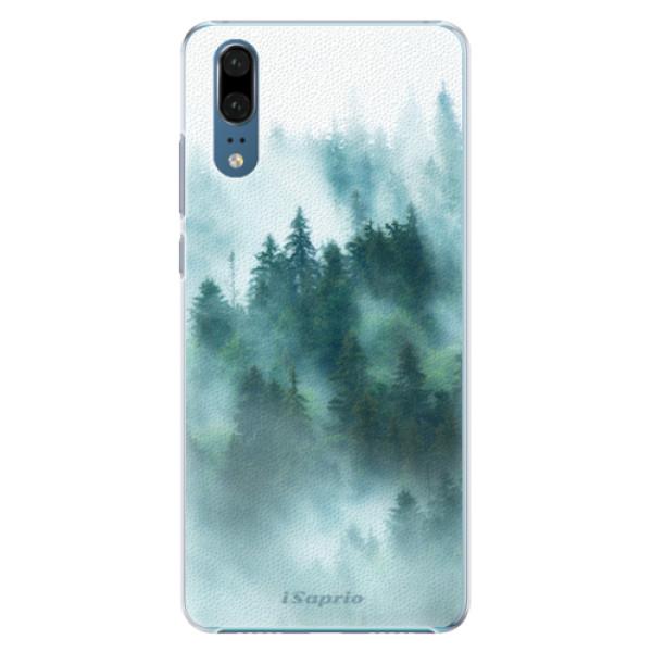 Plastové pouzdro iSaprio - Forrest 08 - Huawei P20