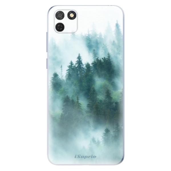 Odolné silikonové pouzdro iSaprio - Forrest 08 - Honor 9S