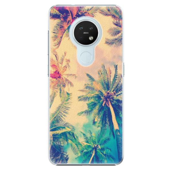 Plastové pouzdro iSaprio - Palm Beach - Nokia 7.2