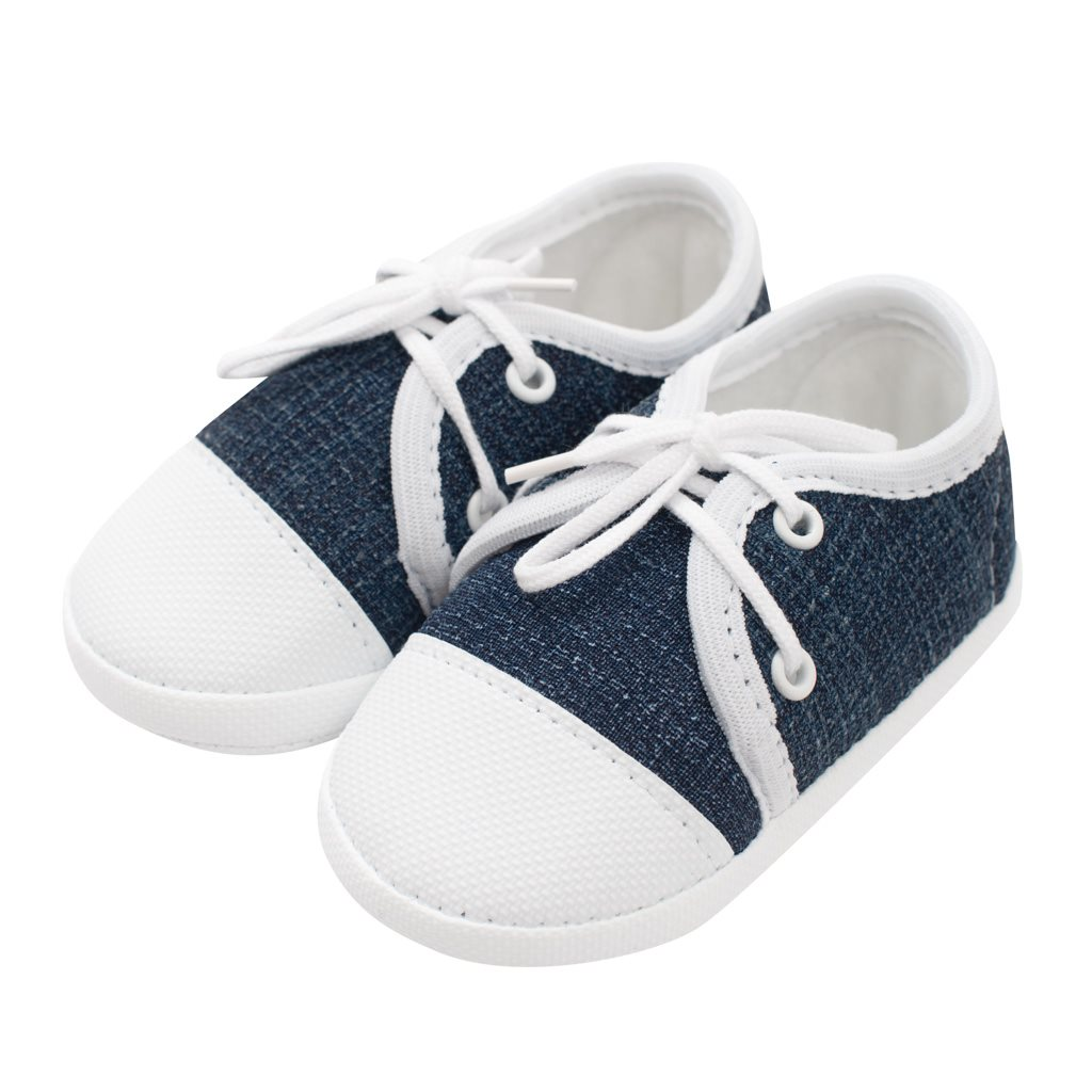 Kojenecké capáčky tenisky New Baby jeans