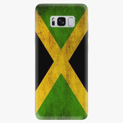 Plastový kryt iSaprio - Flag of Jamaica - Samsung Galaxy S8 Plus