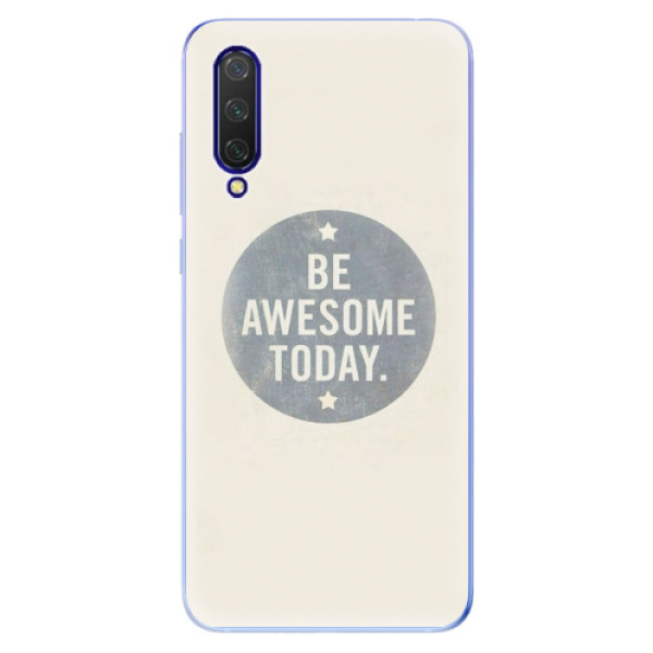 Odolné silikonové pouzdro iSaprio - Awesome 02 - Xiaomi Mi 9 Lite